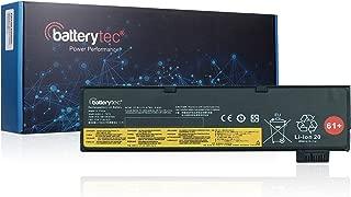 Batterytec Battery for THINKPAD P51S T470 T570 01AV422-01AV428 SB10K97579 SB10K97581 SB10K97582 SB10K97584 SB10K97585 SB10K97597, 61+. (Not fit T470P P51). [11.1V 4400mAh, 1 Year Warranty]