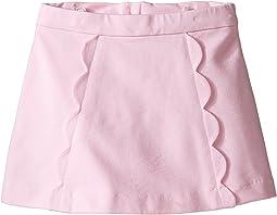 Scallop Skirt (Toddler/Little Kids)