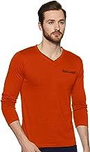 Chromozome Men's Cotton T-Shirt (OS-7 Vivid Org XL)