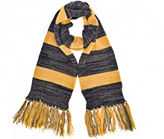 Fantastic Beasts Newt Scamander Cosplay Trench Knitted Wool Scarf