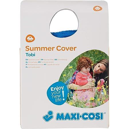 Maxi-Cosi 73608130 blue Sommerbezug f/ür Kinderautositz Pearl