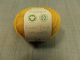 Lana Grossa Organico (GOTS & ICEA-Zertifiziert) 119 - Maisgelb