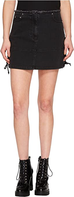 McQ - Laced Mini Skirt