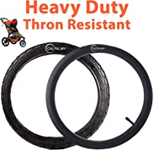 16''×1.75 Back Wheel Replacement Tire and Tube for BoB Revolution SE/Pro/Flex and Duallie - Made from BPA/Latex Free Premium Quality Butyl Rubber