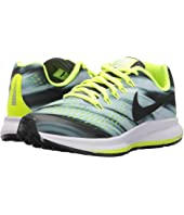 Nike Kids - Zoom Pegasus 34 Print (Little Kid/Big Kid)