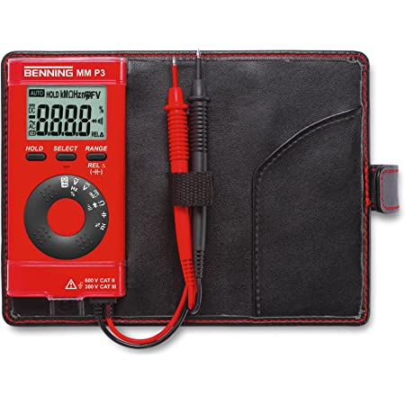 Uni T Ut120c Super Slim Pocket Handheld Digital Multimeter Dc Ac Amp Tester Baumarkt