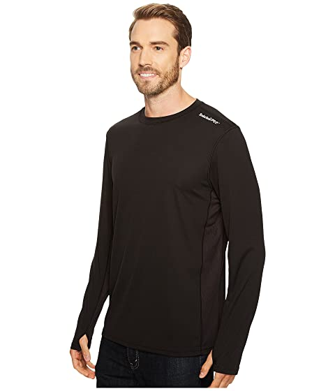 Countdown Package Online Timberland PRO Wicking Good Long Sleeve T-Shirt Jet Black Outlet Largest Supplier Free Shipping Official Site Outlet Good Selling Free Shipping Clearance i9m3C