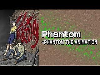 Phantom-PHANTOM THE ANIMATION