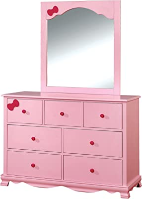 HOMES: Inside + Out Belcher Dresser, Pink
