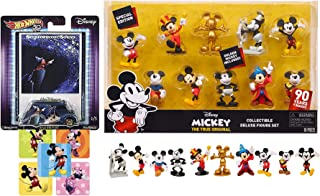 Gold Mickey Figures 10 Pack 3