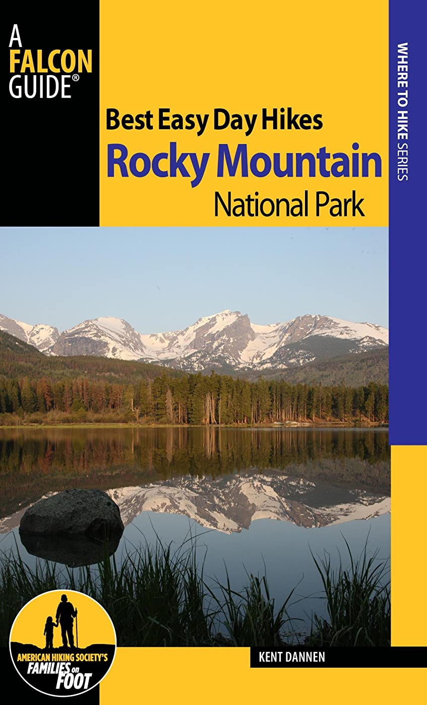 死んでいるメロドラマに付けるBest Easy Day Hikes Rocky Mountain National Park (Best Easy Day Hikes Series) (English Edition)