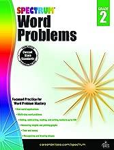 Word Problems, Grade 2 (Spectrum)