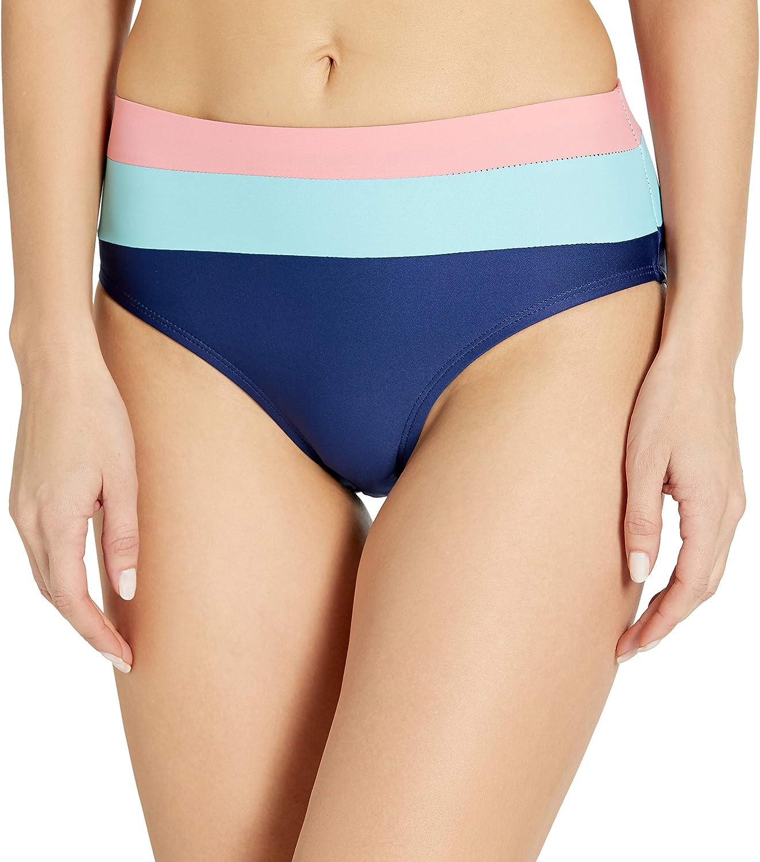 Splendid Women's Standard Full Coverage Biki High Swimsuit Max 87% OFF Waist Max 58% OFF