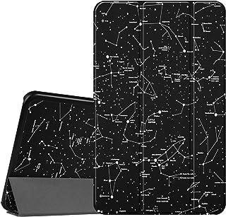 Fintie SlimShell Funda para Samsung Galaxy Tab A 10.1 2016 - Súper Delgada y Ligera Carcasa con Función de Soporte y Auto-...