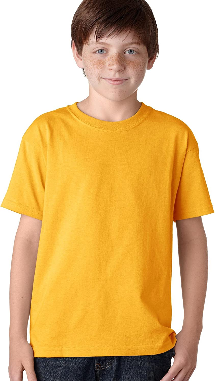 Gildan Heavy cheap Max 89% OFF Cotton Youth T-Shirt