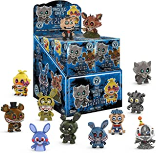Funko Mystery Mini: Five Nights at Freddy's Series 3 - Twisted Ones & Sister Location Display Box of 12 Action Figures
