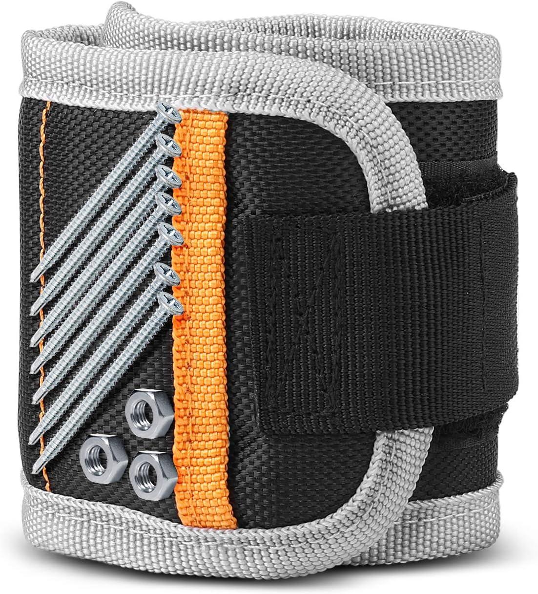 Flexzion Magnetic Popular brand Wrist Band Wristband Tool Holder Alternative dealer Wris