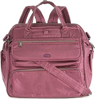 Lug Via Travel Duffel Bag, Shimmer Wine