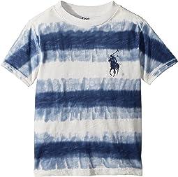 Tie-Dye Cotton Jersey T-Shirt (Toddler)