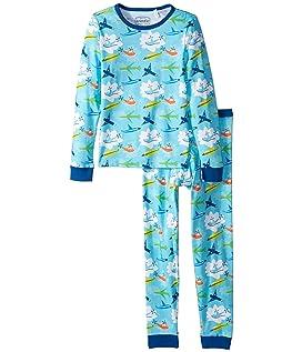 Organic Cotton Dreamwear Pajama Set (Little Kids/Big Kids)