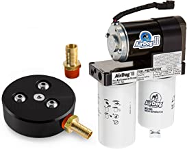 AirDog II-4G, DF-165-4G Fuel System compatible with 2010+ Ford 6.7L with Ohio Diesel Parts Sump Kit (A6SABF488)