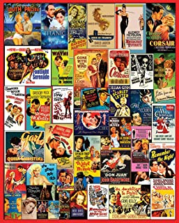 Movie Posters 1000 Pc Puzzle