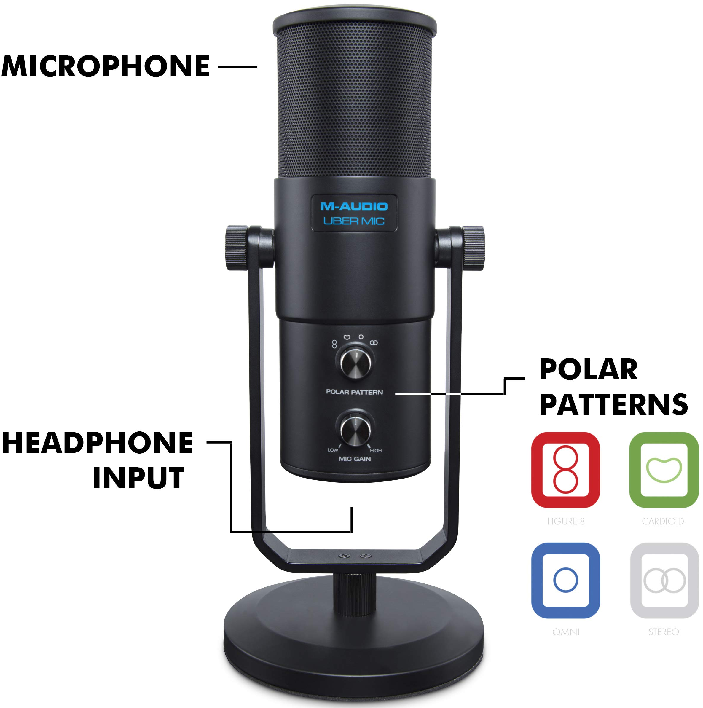 polar pattern microphone free patterns. Black Bedroom Furniture Sets. Home Design Ideas