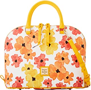 Bloom Zip Zip Satchel Yellow