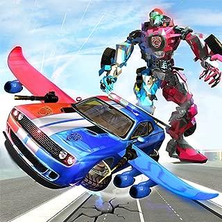 Super Robot Police Transform Car Wars