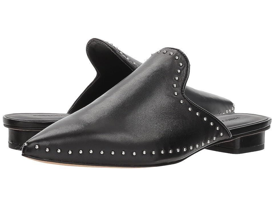 Rebecca Minkoff Chamille Stud (Black Leather) Women