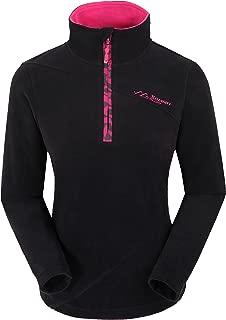 Women's Half-Zip Lightweight Fleece Pullover