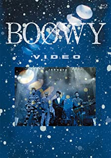 【Amazon.co.jp限定】BOφWY VIDEO (特典:ビジュアルシート(Anniversaryロゴ絵柄)付)[Blu-Ray]