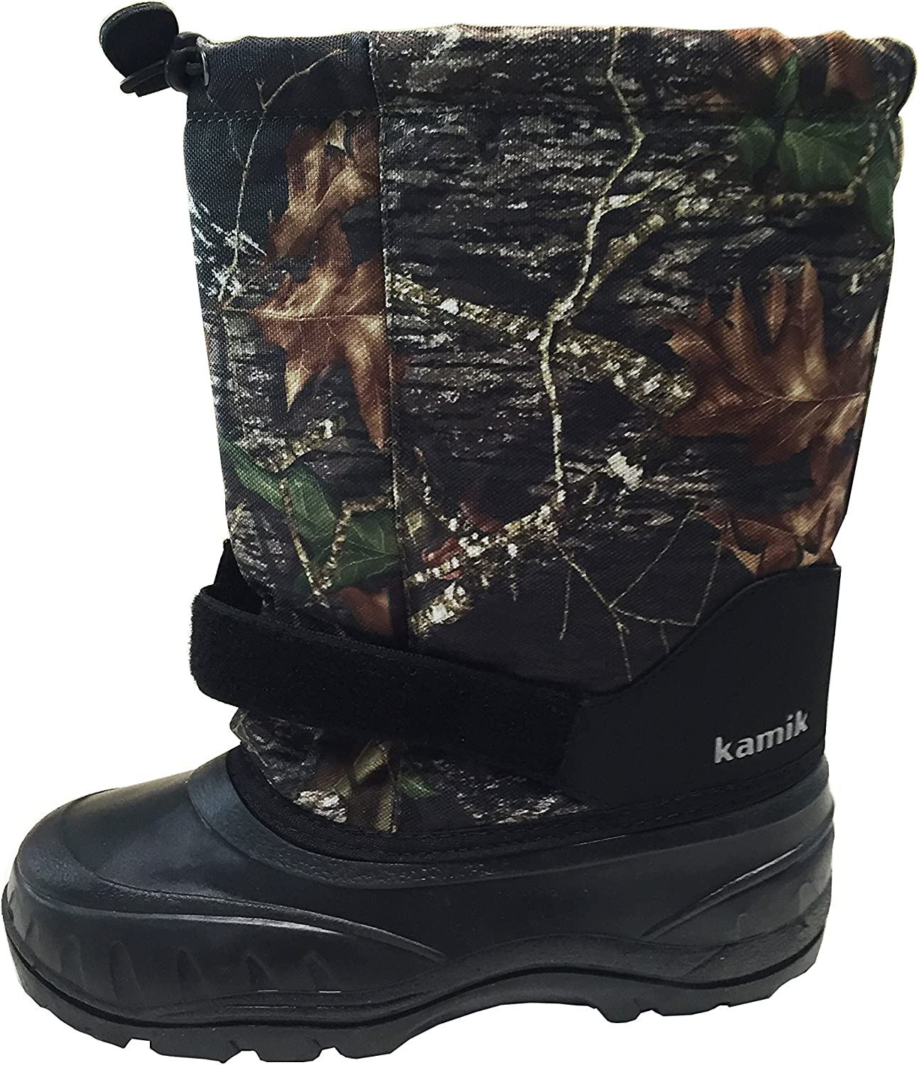 Kamik Frostfires Cold Weather Insulated Boots (Toddler/Little Kid/Big Kid) (8 M US Toddler)