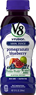 V8 Pomegranate Blueberry, 12 Fl Oz (Pack of 12)