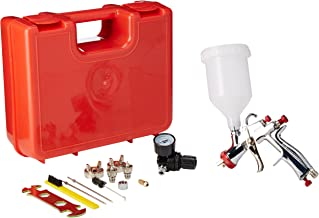 lvlp spray gun setup