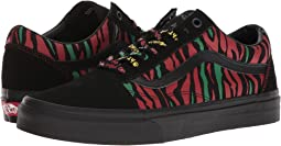 Vans - Old School X A Tribe Called Quest Collab.