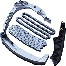 Gallop Timing Chains & Timing Chain Guide Rail Kit Set fits BMW 540i 740i 740iL 840Ci X5 Z8 E39 E38 E31 Land Rover Range Rover M62
