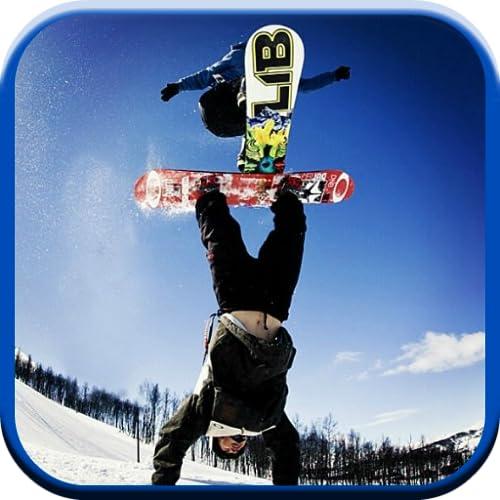 Snowboarding Mountain Puzzle