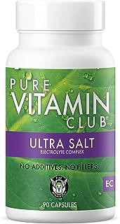 Ultra Salt Electrolyte Complex