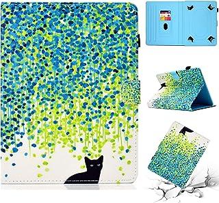 جراب عالمي للكمبيوتر اللوحي مقاس 7 بوصة، جراب محفظة UGOcase رفيع قابل للطي لهاتف Samsung Galaxy Tab 3 Lite 7.0/ Tab J 7.0/...