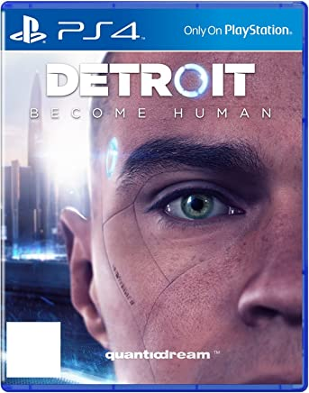 Sony Detroit: Become Human Oyun - PlayStation 4