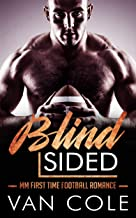 Blind Sided: MM First Time Football Romance (English Edition)