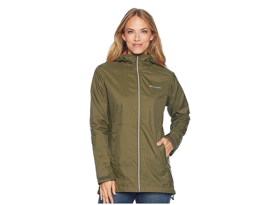 Columbia Switchback Lined Long Jacket (Nori) Women
