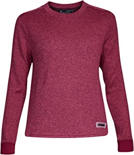 Women's Under Armour Sweater Fleece Crew