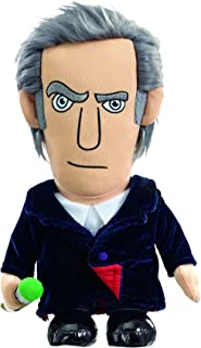 Doctor Who 12th Doctor Peter Capaldi Talking Plush Toy (9 Inch)