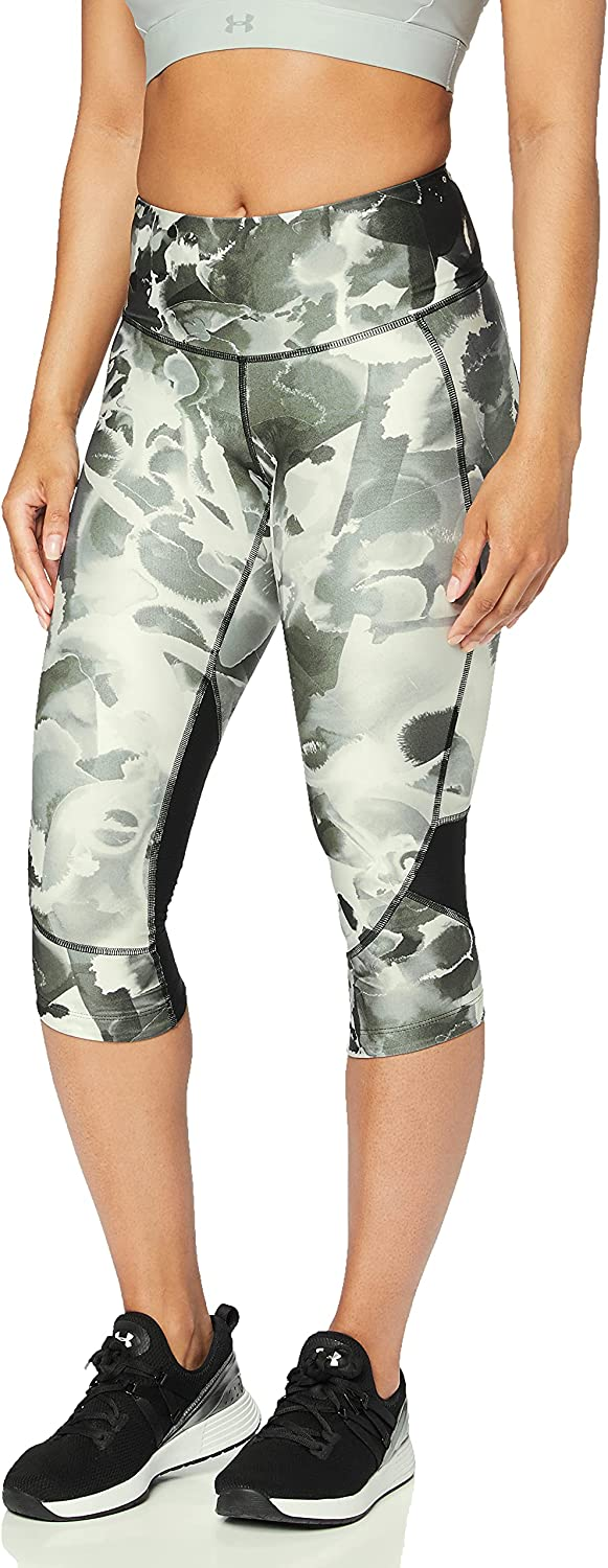 Under Armour Women's wholesale Fly Printed Fast Capris Elegant
