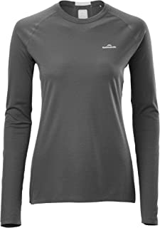 Kathmandu Zeolite Women Long Sleeve Trail Running Breathable Quick Drying Tee v2