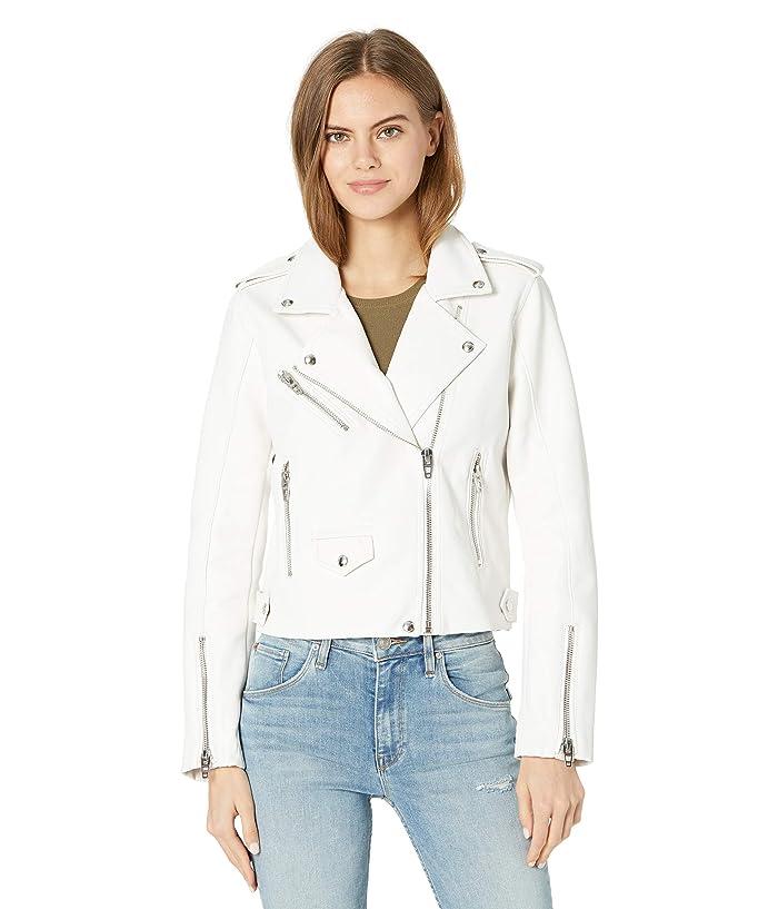 Blank NYC Pu Moto Jacket Women's Clothing