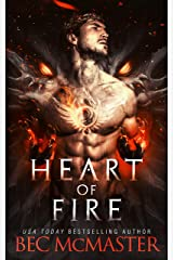 Heart Of Fire (Legends of the Storm Book 1) Kindle Edition