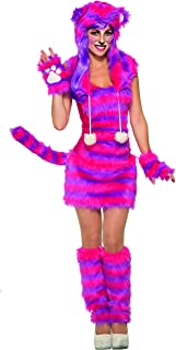 Forum Women's Cheshire Cat Deluxe Costume with Corset Top
